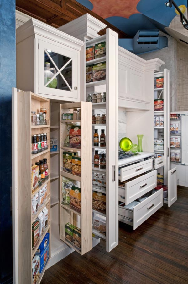 25 walk in pantry ideas (8)