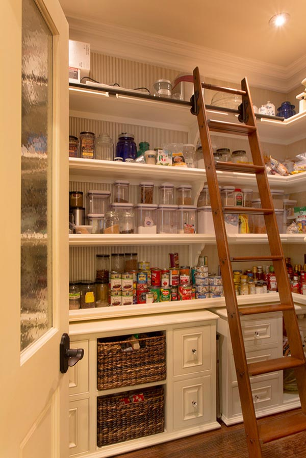 25 walk in pantry ideas (9)