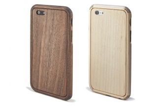 3. Grovemade Walnut or Maple Case ($110)