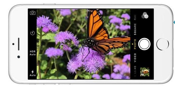 3. iSight Camera – Focus Pixels For Faster Auto-Focus