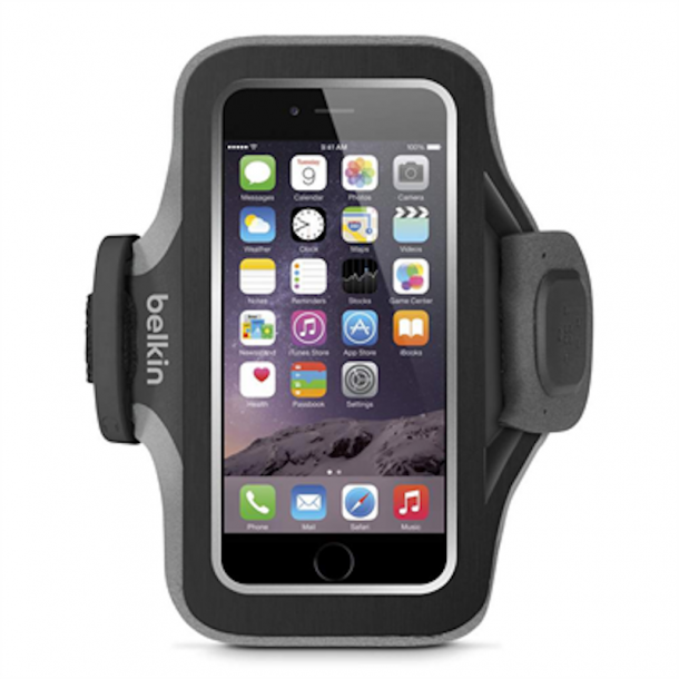 4. Belkin Slim-Fit Armband for the iPhone 6 and iPhone 6 Plus