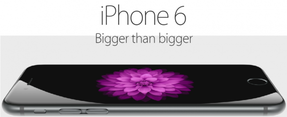 5. The Screen Size