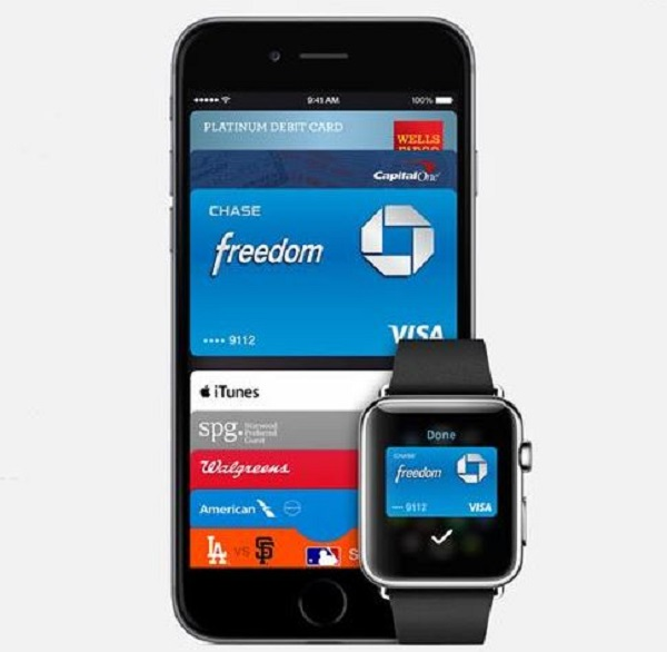 6. Apple Pay – Make Payments At A Retailer Using Captured Card Image