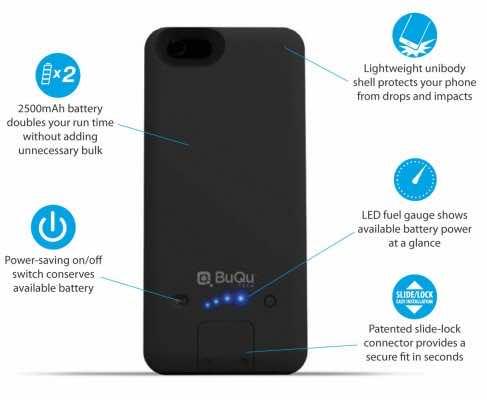 7. BuQu PowerArmor ($80)