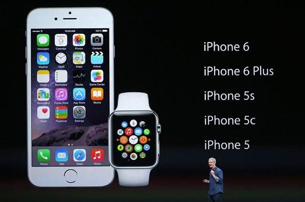 7. iPhone 6 Can Be Paired With An Apple Watch