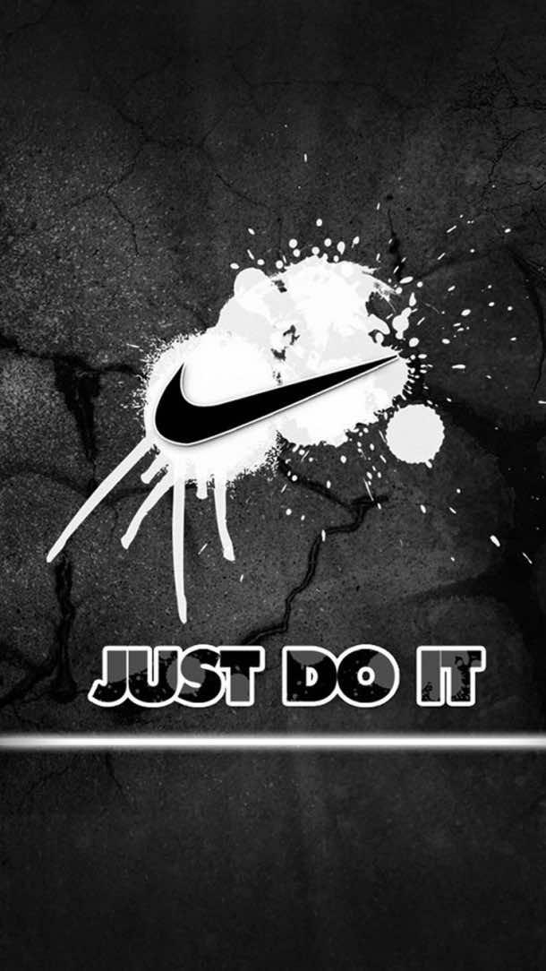 Iphone 7 Lock Display Nike Wallpaper Larmoric Com