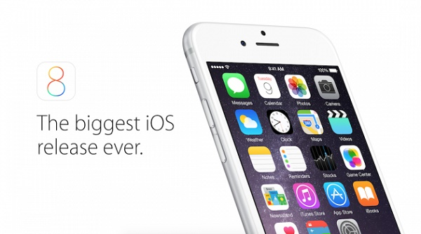 8. Supports The Newest OS Version – iOS 8