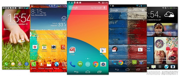 9. Clean up your home screen