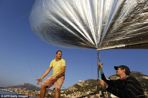 Aerosail Being Tested Before Crossing Mediterranean4