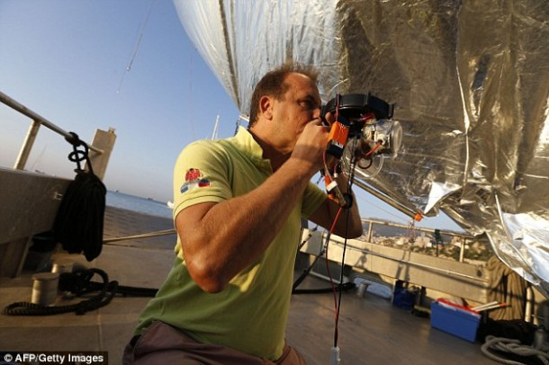 Aerosail Being Tested Before Crossing Mediterranean7