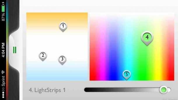 Alba Lights Stack Lighting2