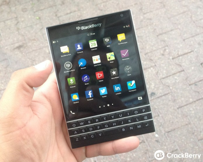 BlackBerry Passport Goes on Sale Today6