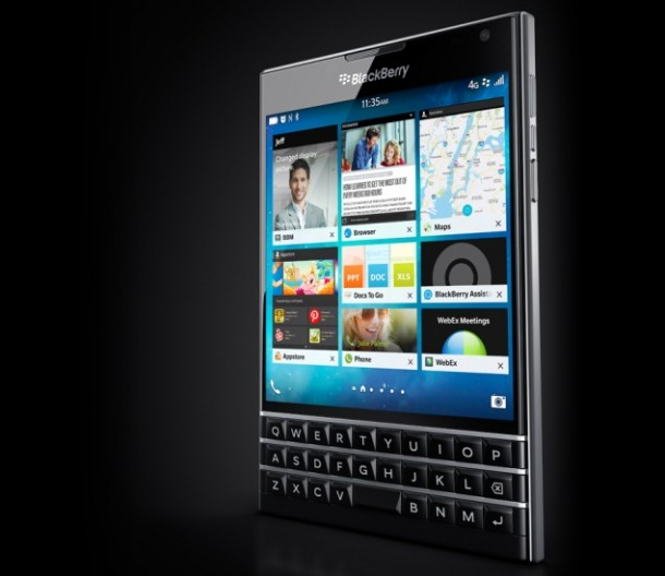 BlackBerry Passport Goes on Sale Today7