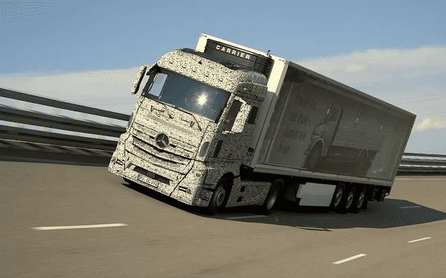 Blind Spot Assist Technology for Trucks4