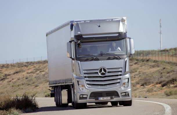 Blind Spot Assist Technology for Trucks5