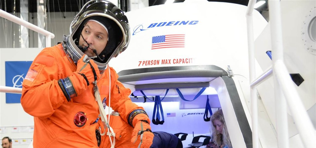 Boeing and Space X are NASA's Space Taxis5