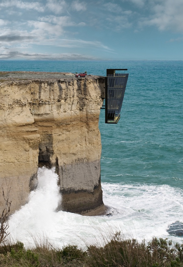 Cliff House – Hanging from The Cliff5