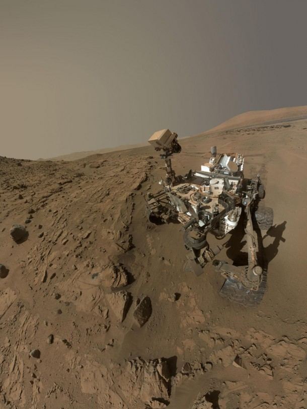 Curiosity Rover Latest pictures3
