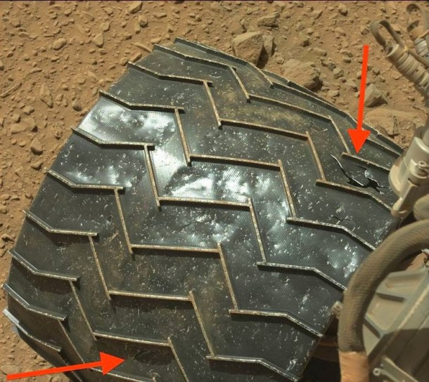 Curiosity Rover Latest pictures4
