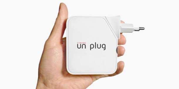 Cyborg Unplug 2