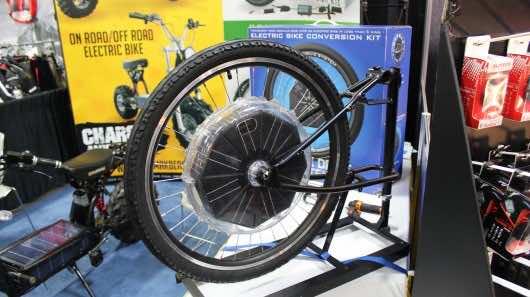 Daymak e-Bike Conversion Solar Kit2