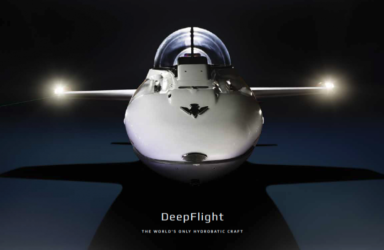 DeepFlight Dragon - Your Personal Submarine6
