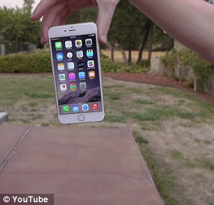 Drop Test – iPhone 2g to iPhone 6 Plus