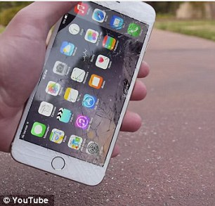 Drop Test – iPhone 2g to iPhone 6 Plus2