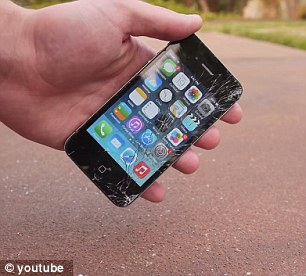 Drop Test – iPhone 2g to iPhone 6 Plus4