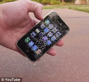 Drop Test – iPhone 2g to iPhone 6 Plus6