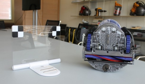 Dyson 360 – First Robotic Vacuum by Dyson