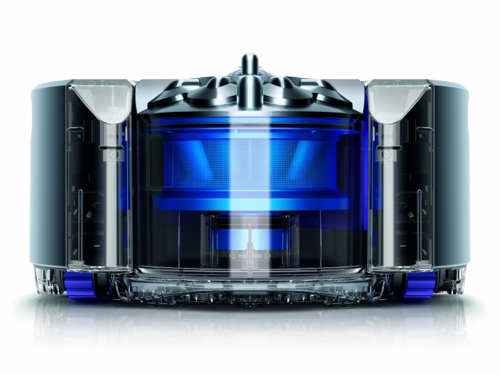 Dyson 360 – First Robotic Vacuum by Dyson2
