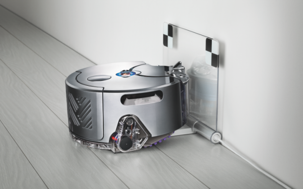 Dyson 360 – First Robotic Vacuum by Dyson3