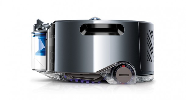 Dyson 360 – First Robotic Vacuum by Dyson4