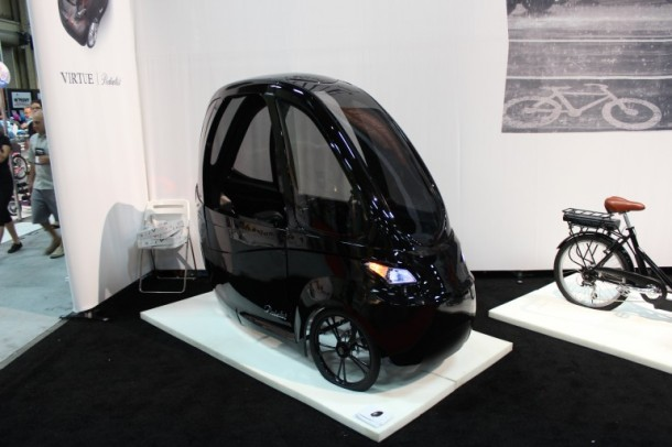 Elf Velomobile by Virtue Cycle Solutions