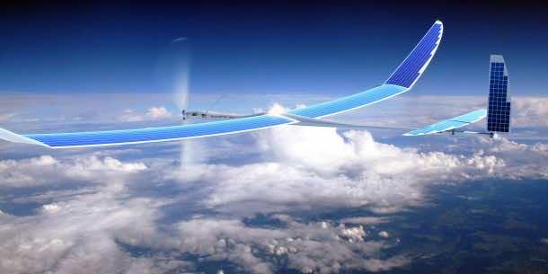 Facebook Internet Drones to Begin Testing in 20153
