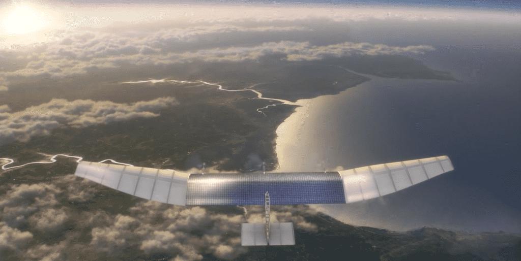 Facebook Internet Drones to Begin Testing in 20154
