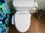 Fresh Air Plus Odor-Eliminating Toilet Seat