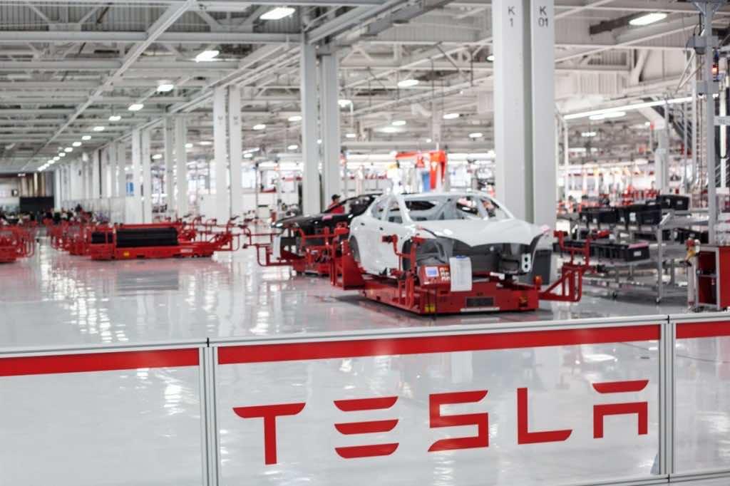 Gigafactory by Tesla 4