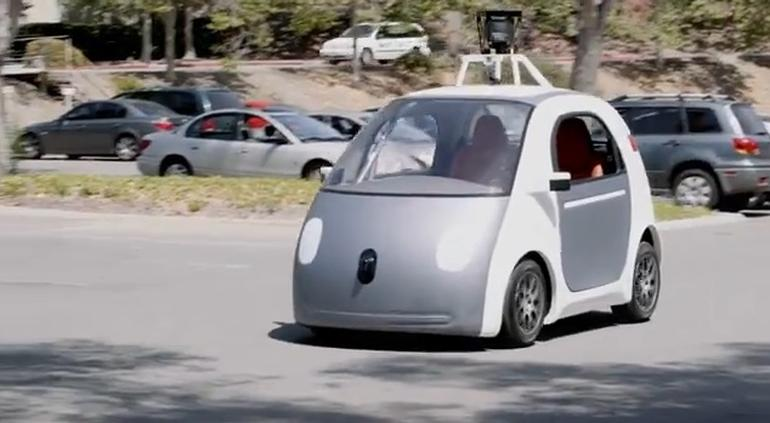 Google's Self Driving Car 2
