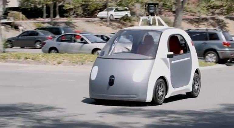 Google's Self Driving Car 2