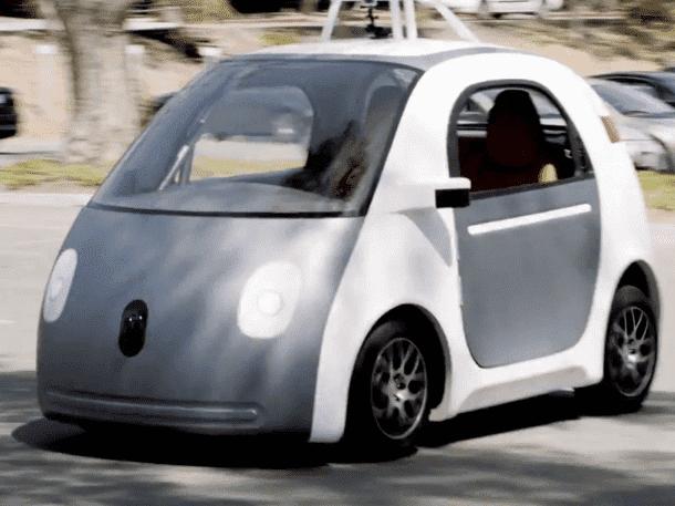 Google's Self Driving Car 3