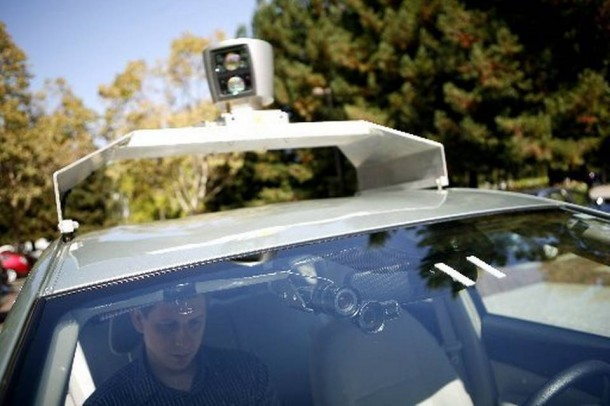 Google's Self Driving Car 4