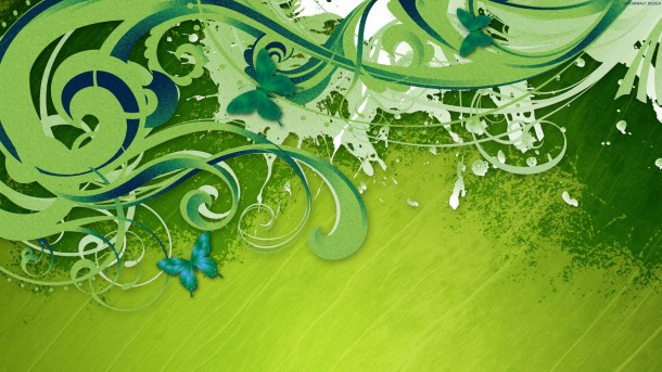 Green Wallpaper 10