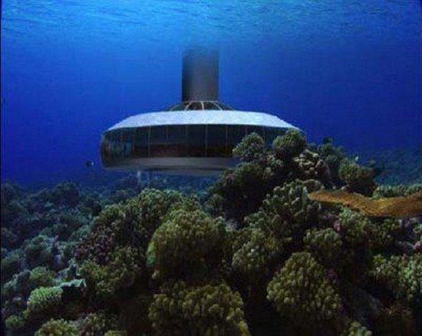 H2OME – Submerged House by US Submarine Structures7