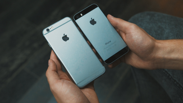 Highest Quality Video Yet Compares Leaked iPhone 6 and iPhone 5s