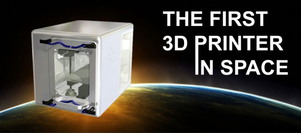 ISS Gets The First Zero Gravity 3D Printer2