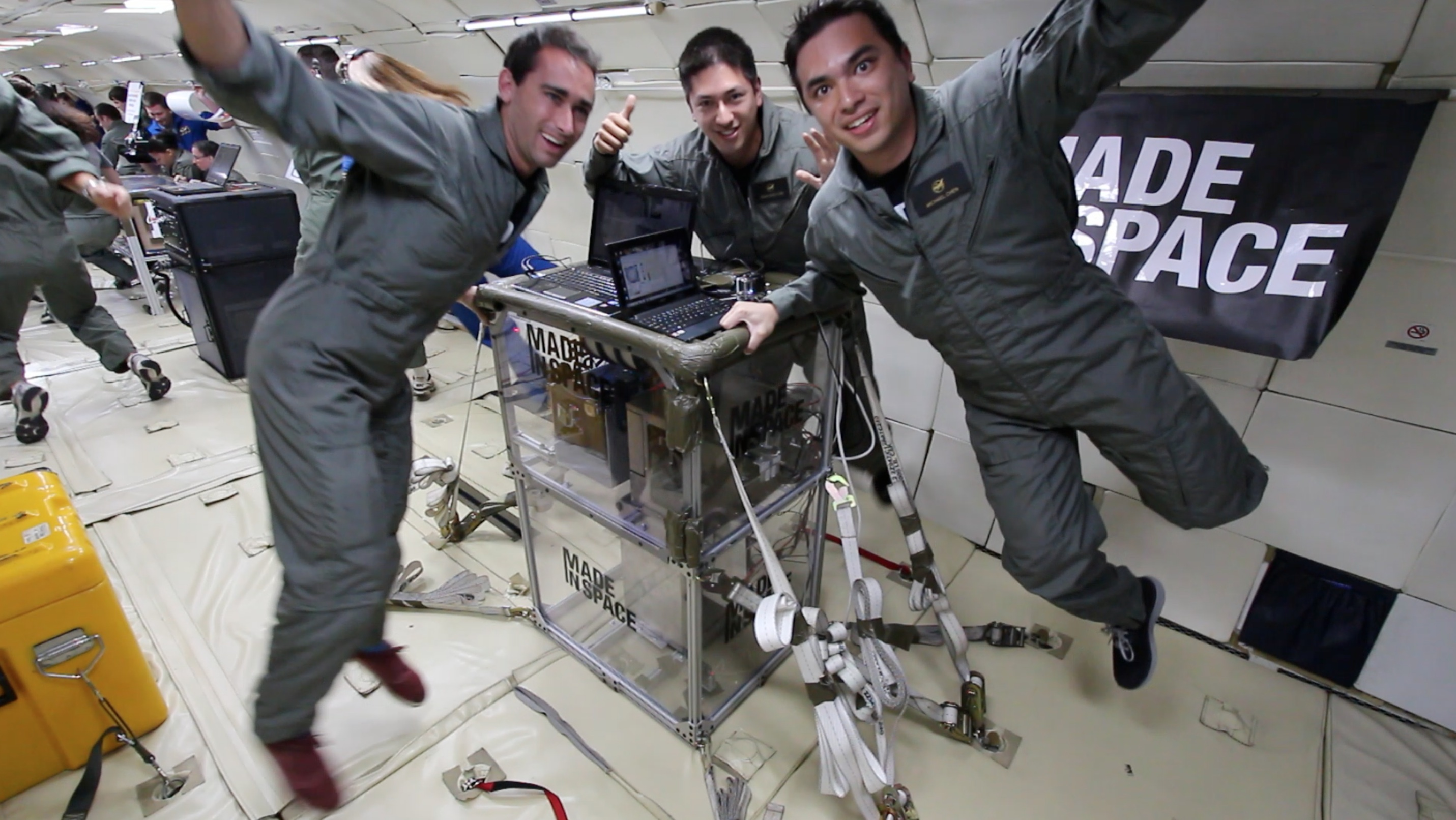 ISS Gets The First Zero Gravity 3D Printer5