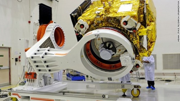 Indian Satellite reaches mars6
