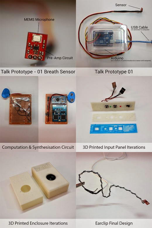 Indian Teenager Builds a Breath-to-Voice Device – TALK – Costs only $804